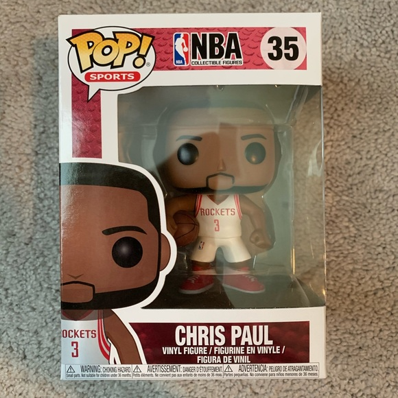 Chris Paul Funko Pop
